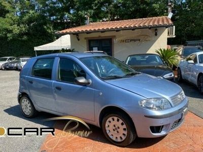 usata Fiat Punto Classic 1.2 5 porte SERVOSTERZO CLIMA