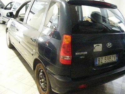 usata Hyundai Matrix 1.5 CRDi TD 12V GL Comfort