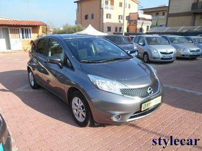 brugt Nissan Note 1.5 dCi GARANZIA 12 MESI