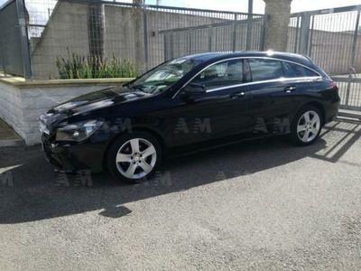usata Mercedes CLA200 Shooting Brake d Executive usato
