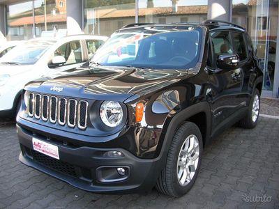 usata Jeep Renegade 1.6Mj 120cv Limited Km15700 10'18