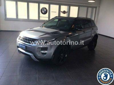 usata Land Rover Range Rover evoque EVOQUE 2.2 td4 Dynamic 150cv 5p