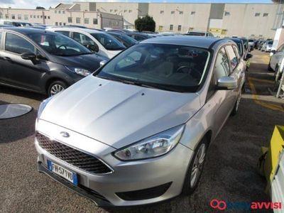 brugt Ford Focus 1.5 TDCI 95CV 6M. E6 SS PLUS SW
