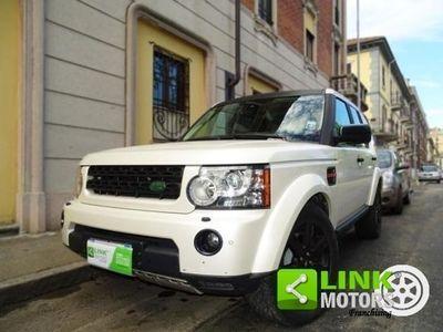 käytetty Land Rover Discovery 4 3.0 SDV6 245CV SE
