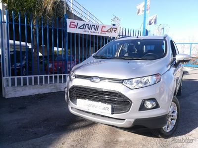 brugt Ford Ecosport 1.5 TDCI TITANIUM 2014