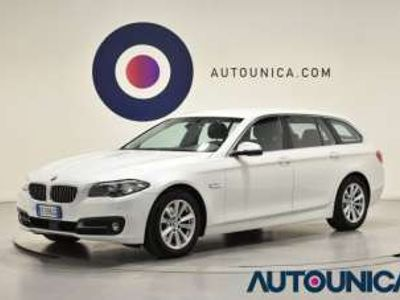 usata BMW 518 D TOURING BUSINESS AUTOMATICA Diesel