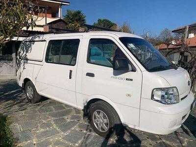usata Kia Bongo 2.5 TDI cat GS Air Furgone 6 posti