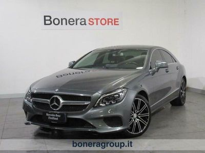 usata Mercedes CLS250 Sport 4Matic 7G-Tronic Plus