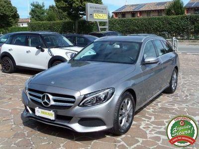usata Mercedes C220 d S.W. Auto Sport rif. 13637097