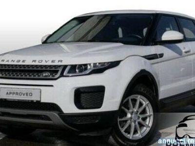 brugt Land Rover Range Rover 2.0 TD4 150 CV 5p Pure aut. navi led kamera Roma