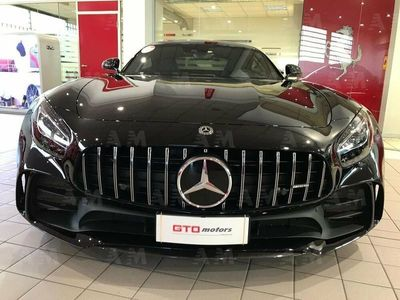 used Mercedes AMG GT GT R usato