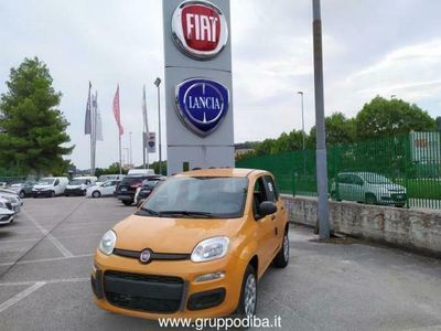 usata Fiat Panda Serie 3 0.9 Twinair Turbo 70cv Natural Power
