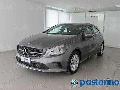 begagnad Mercedes A160 A 160d Automatic Business