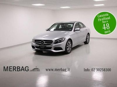 gebraucht Mercedes C220 d Automatic Sport NEXT