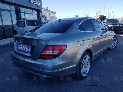 usata Mercedes C250 ClasseCDI 4Matic Executive usato