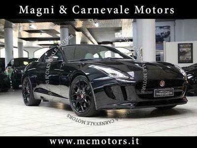 usata Jaguar F-Type COUPE' - UFFICIALE ITALIA - TETTO PANORAMICO