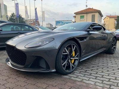 usata Aston Martin DBS Superleggera IN PRONTA CONSEGNA