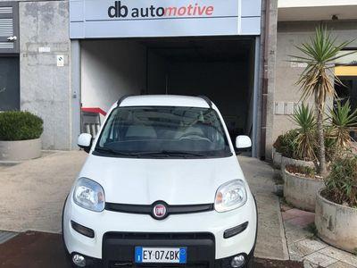 usata Fiat Panda 4x4 1.3 Mjt 16v 75cv S&S