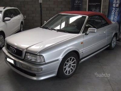usata Audi 80 1.9 Tdi Cabrio SPECIALE 040231905