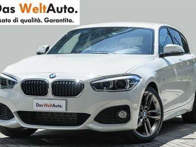 usata BMW 118 d Sport 5p