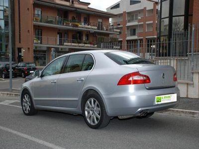 usata Skoda Superb 2.0 TDI CR 170CV Wagon Elegance