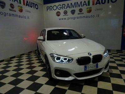 usata BMW 120 d xDrive 5p. Msport automatica