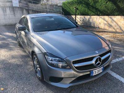 usata Mercedes CLS220 BlueTEC Automatic Sport