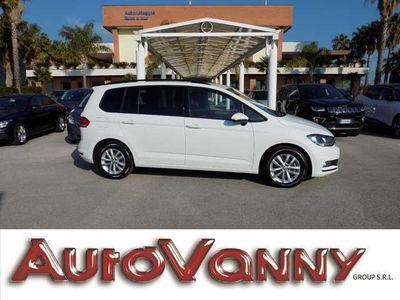 usata VW Touran 1.6 TDI 110cv Business BlueMotion 7 Posti (NAVI)