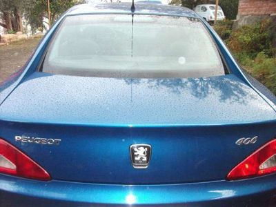 used Peugeot 406 Coupe 2.2 16V HDi cat Plus