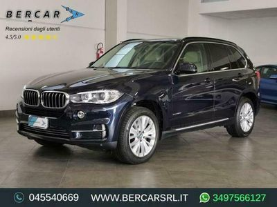 usata BMW X5 xDrive30d Luxury *NAVI PROF*TELECAMERA*PADDLE*CL19