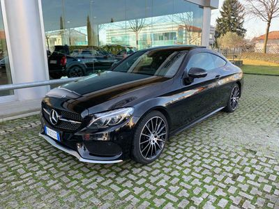 usata Mercedes C43 AMG AMG COUPE' 3.0 4MATIC 367CV