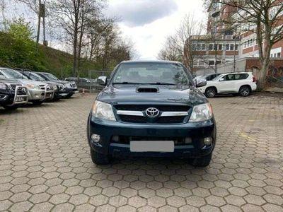 usata Toyota HiLux 2.5 D-4D 4WD 4p. Double Cab DLX