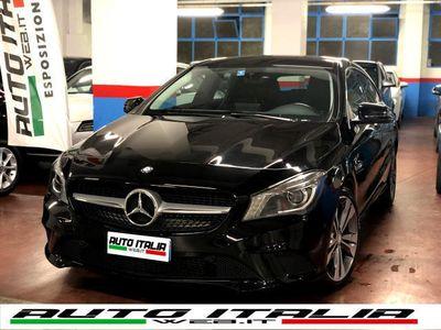 usata Mercedes CLA200 d SHbrake AUTO#SPORT#NAVI#PELLE#XENO#LED#PDC#ITA