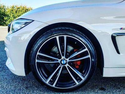 usata BMW 420 Serie 4 Cabrio(F33) Cabrio Msport ...BELLISSIMA!!