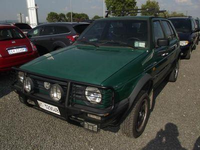 usata VW Golf Country 1800i 5 Porte 4x4 Usato
