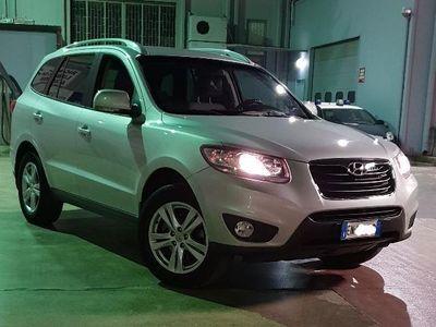 usata Hyundai Santa Fe 2.2 CRDi VGT 4WD Comfort
