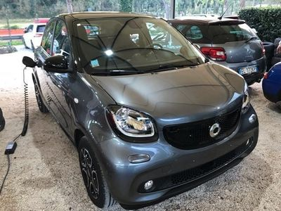 brugt Smart ForFour Electric Drive Prime tetto/navi/pelle