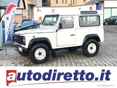 used Land Rover Defender 90 2.5 Td5 SW 4X4