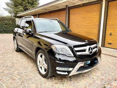 usata Mercedes GLK220 4Matic BlueTEC Premium Euro 6B