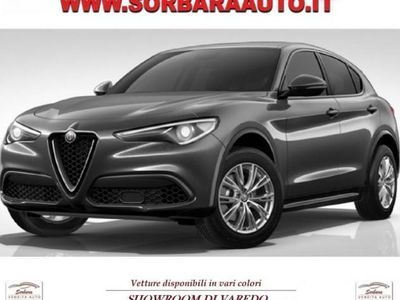 used Alfa Romeo Stelvio 2.2 Turbodiesel 210 CV AT8 Q4 Super rif. 11716432