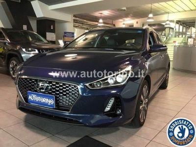 usado Hyundai i30 wagon 1.6 crdi Style 136cv dct