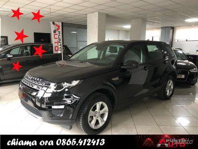 usado Land Rover Discovery Sport SE AUTOMATICA- FULL