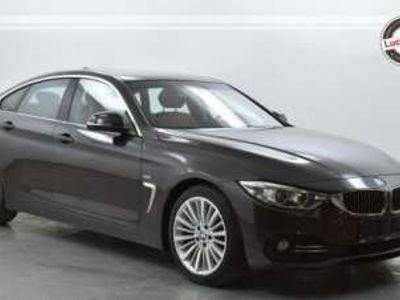 usata BMW 418 d Gran Coupé Luxury *NAVI*XENO*PELLE*