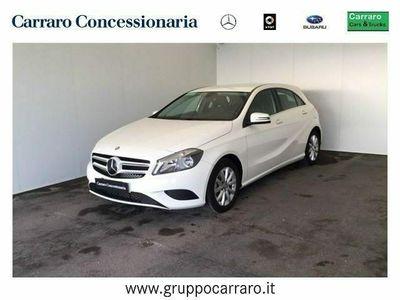 usata Mercedes A160 A 160cdi Executive auto E6