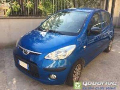 usata Hyundai i10 1.1 12V BlueDrive GPL USATO MOTORE DA RIPARARE rif. 10131411