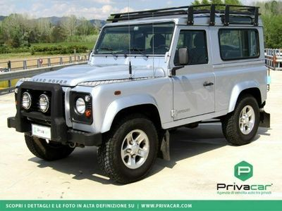 usata Land Rover Defender 90 2.4 TD4 Station Wagon SE