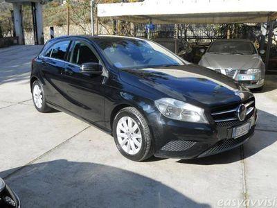 usata Mercedes A180 classecdi executive diesel due volumi nero