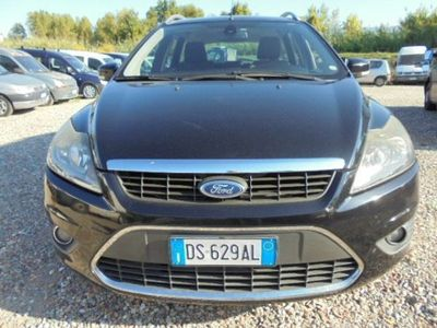 brugt Ford Focus Focus+ 2.0 145CV SW Bz.- GPL