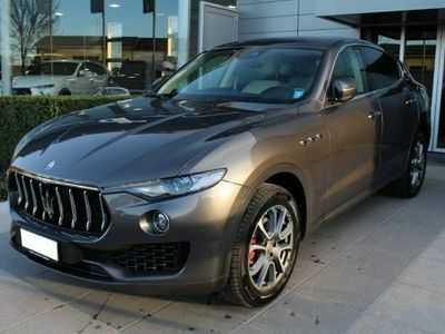 usata Maserati Levante V6 Diesel 275 CV AWD *VETTURA UFFICIALE ITALIANA*