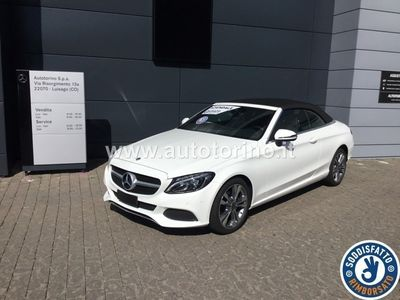 second-hand Mercedes 220 CLASSE C CABRIO C cabrioSport 4matic auto